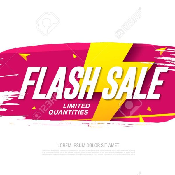 FLASH SALE