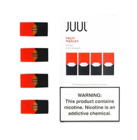 JUUL Fruit Medley Pods