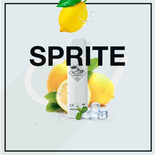Sprite TugBoat Disposable Vape kit