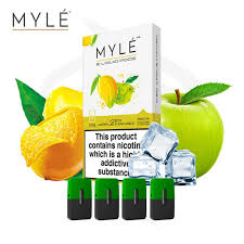 MYLE Pods Iced Apple Mango