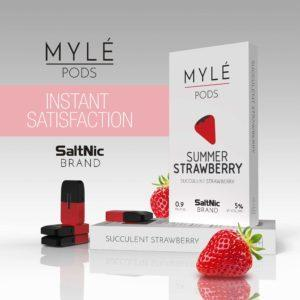 MYLE Pods Summer Strawberry