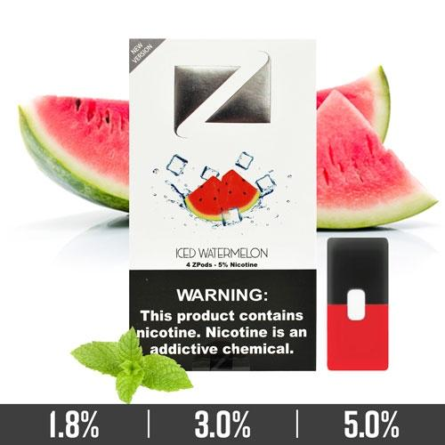 Iced Watermelon Ziip Pods