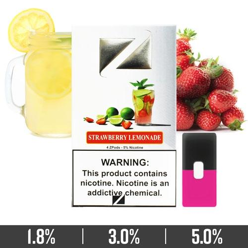 Strawberry Lemonade Ziip Pods
