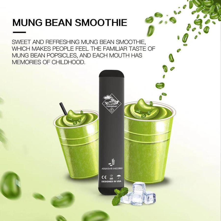 TUGBOAT Disposable Pod (Mung Bean Smoothie)