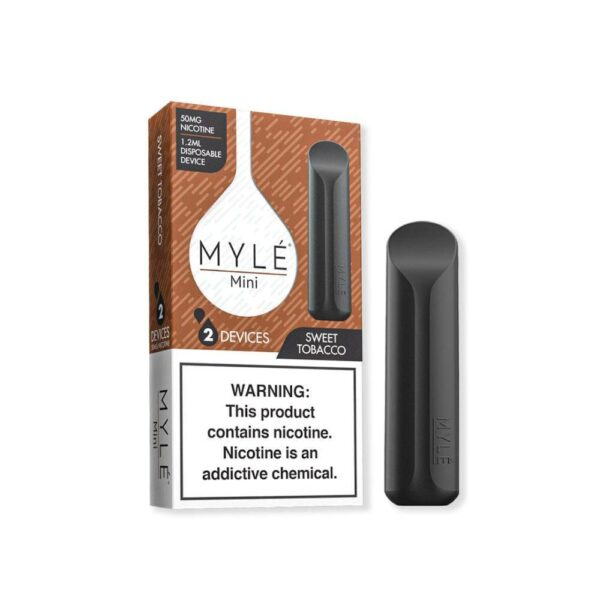 MYLÉ Mini – Sweet Tobacco