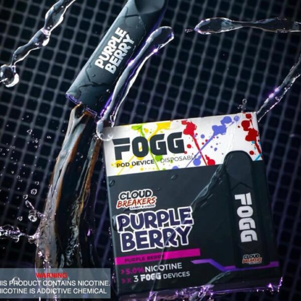 FOGG Purple Berry by Cloud Breakers