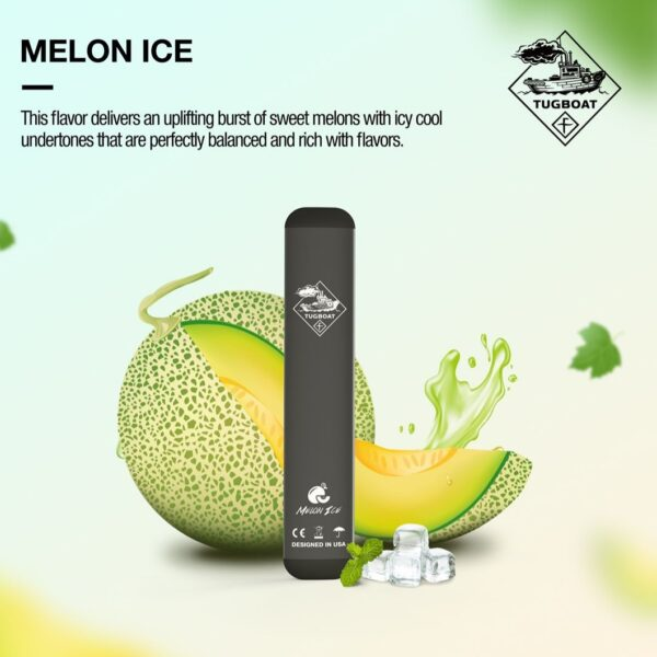 tugboat melon ice in dubai/uae