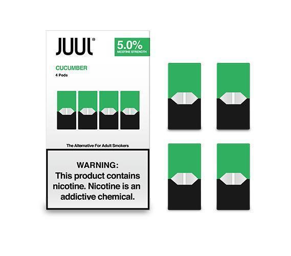 JUUL Cool Cucumber Pods in dubai/uae