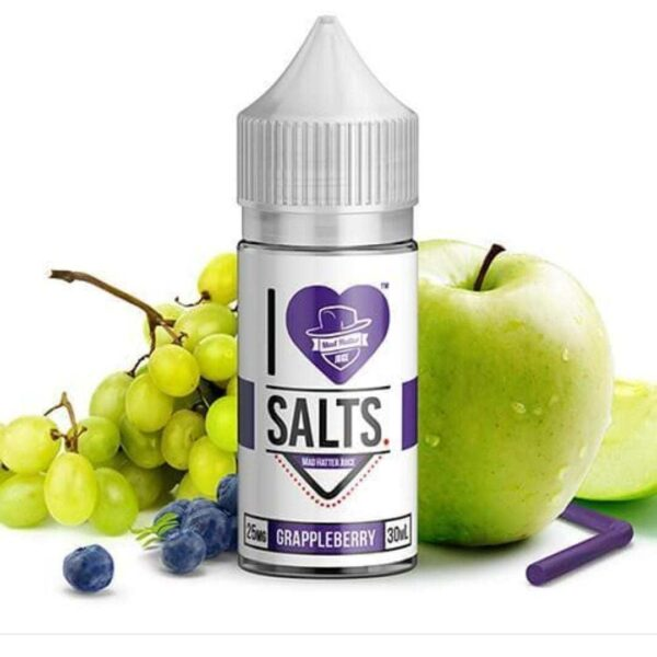 Grappleberry (Salt E Liquid) – I Love Salts E-Liquid in Dubai