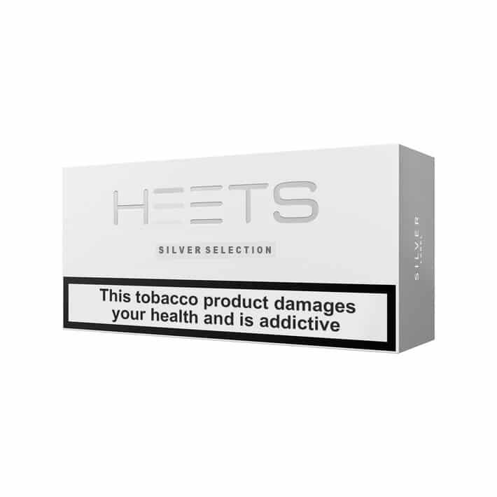 IQOS HEETS DUBAI SILVER SELECTION (10pack) in Dubai