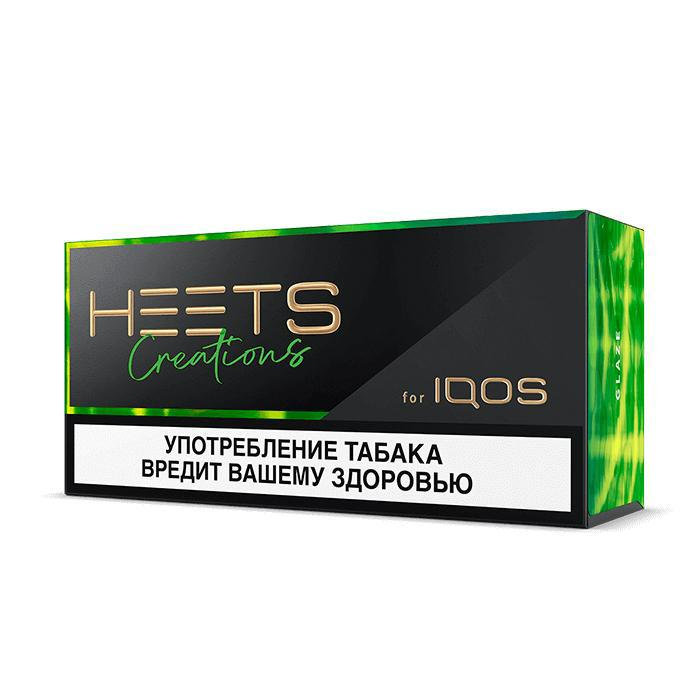 Heets Creation Glaze – New Limited Edition Heated Sticks – in Dubai