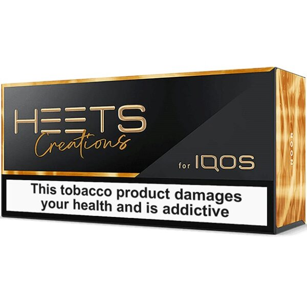 Heets Creation Apricity – New Limited Edition Heated Sticks – in Dubai