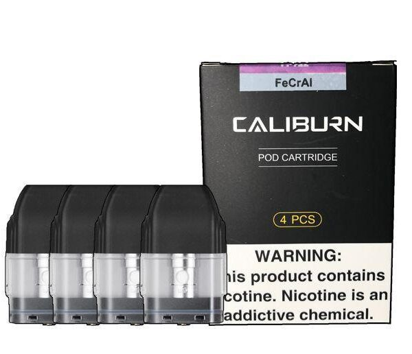 UWELL Caliburn Pod Cartridges in dubai/uae