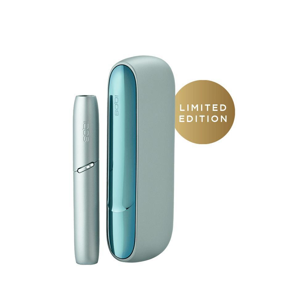 IQOS 3 DUO Kit Lucid Teal (Limited Edition) Dubai UAE